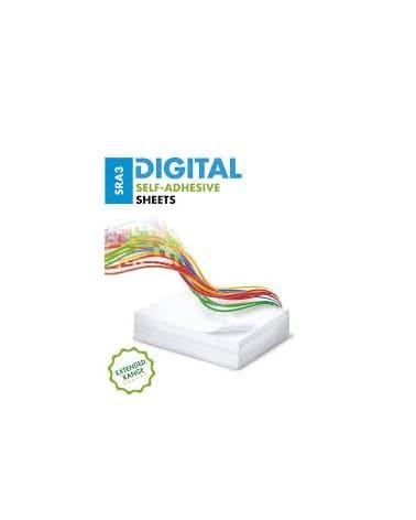Folia samoprzylepna Raflatac do druku cyfrowego