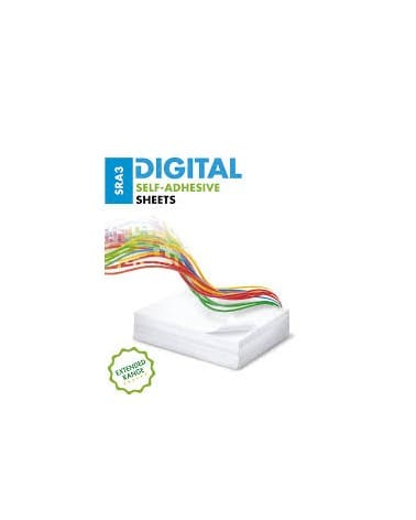 Papier samoprzylepny Raflatac do druku cyfrowego