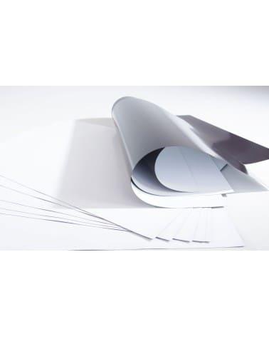 Papier magnetyczny Magnecote do druku cyfrowego