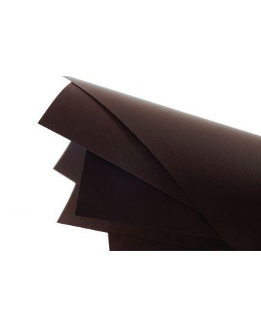 Tube Leather Brązowy