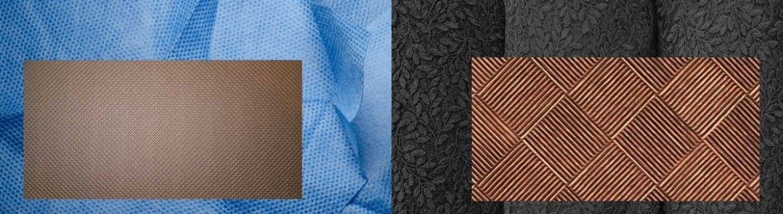 Walce dla przemysłu tekstylnego